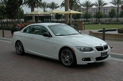 2011 BMW 3-Series 335is 2011 BMW 335IS 2DR CONVERTIBLE RWD