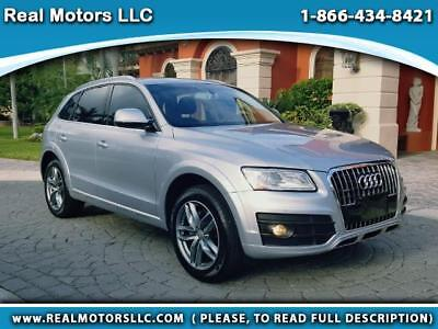 2017 Audi Q5 Premium Plus, Offroad 2017 Audi Q5 Premium Plus w 8K miles,Serviced, Inspected Financing available