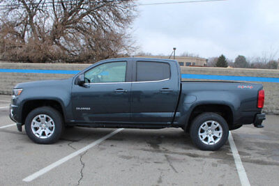 "2019 Chevrolet Colorado 4WD Crew Cab 128.3"" LT 4WD Crew Cab 128.3"" LT New 4 dr Truck Automatic Gasoline 3.6L V6 Cyl Shadow Gray"