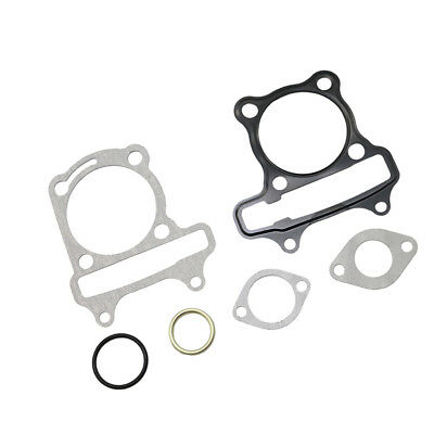 Engine Cylinder ead Gasket Set for GY6 150cc ATV Go Kart Moped Scooter