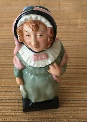 """Royal Doulton Figurine Mrs Bardell """"Dickens Series"""""""