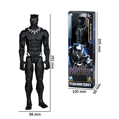 UK Black Panther Action Figure Avengers Infinity War Kids Toy With Boxed Gift