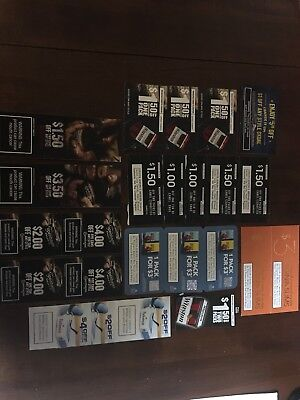 Cigarette/Tobacco Coupons: Over $50 in Massive Savings! Exp. to Feb 2019