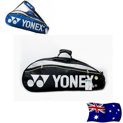 Class A 9620 Brand New Yonex blue Badminton Racket Tennis Bag - Hold 2-4 Rackets