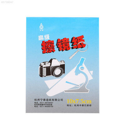 40AE BCCB Thin 5 X 50 Sheets Camera Len Smartphone Mobile Phone Cleaning Paper