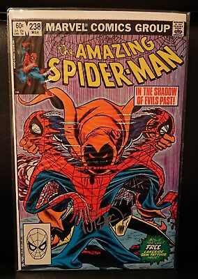 The Amazing Spider-Man #238 - First Hobgoblin - Signed by JR JR!