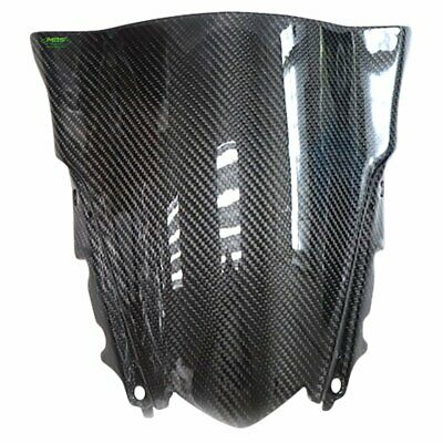 Double Sided Carbon Fiber Windshield for Yamaha YZF-R3 / YZF-R25 (2015-2018)