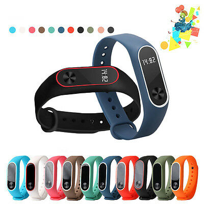 Pulsera de muñequera Top Silicon WristBand para For XIAOMI MI Band 2 & 3 SF