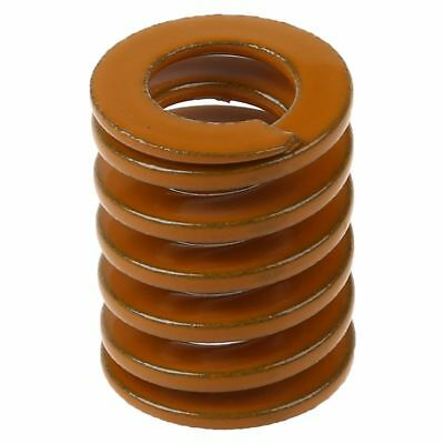 5X(20 mm x 10 mm x 25 mm cylinder shape the spring yellow F3W3)