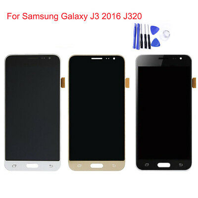 OEM LCD Display Touch Screen Digitizer Assembly For Samsung Galaxy J3 J320 J320F