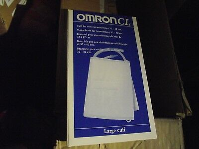Omron Bp Cuff For Arm Circumference 32-42 Cm Brand New In Box Starts At 3.99