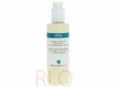 Ren Anti-Fatigue 200ml Body Cream Women