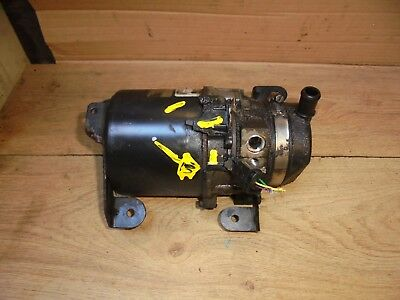 Mini Cooper S 2003 1.6 16V Supercharged Pas Power Steering Pump For Spares Use
