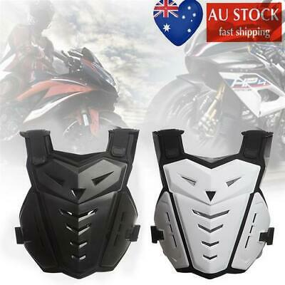AU Motorcycle Body Armor Vest Jacket Spine Chest Protective Riding Gear Guard