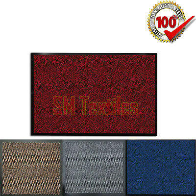 New Barrier Mats for Kitchen Hall in Out Doors Dirt Trapper Mat Non Slip XMAS