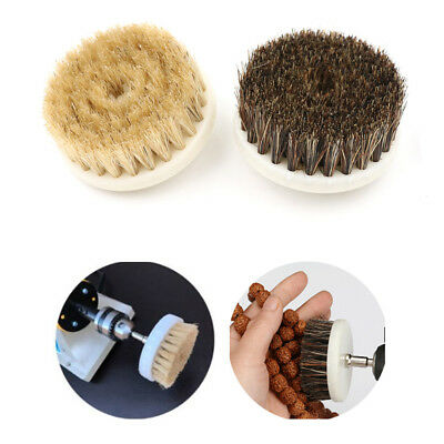 60mm Drill Powered Scrub Heavy Duty Cleaning With Stiff Bristles Clearn Tools