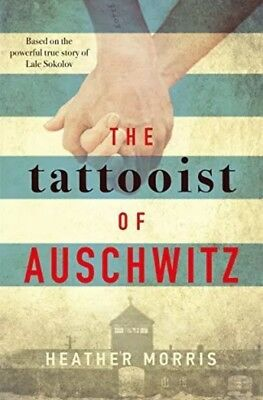 AUDIOBOOK - The Tattooist of Auschwitz: by Morris, Heather {audiobook}
