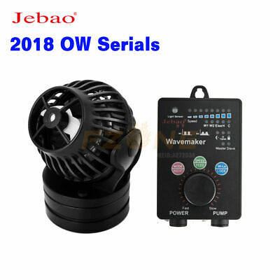 Jecord 2018 OW Serial Wave Maker Pump Adjustable For Aquarium Marine Reef Tank