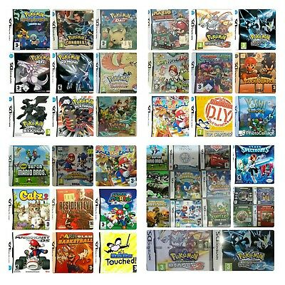 160 Giochi Ds Per Bambina Nintendo New 2Ds Xl- 3Ds Xl- 3Ds - 2Ds - Nds - Ndsi Xl