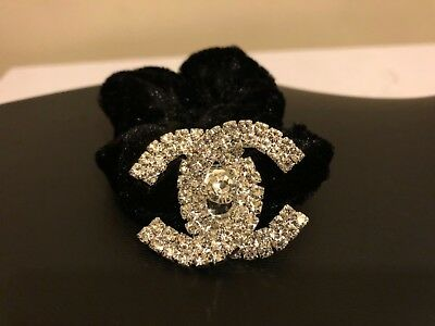 Chanel VIP GIFT hair ponytail holder hair tie with purchase.New