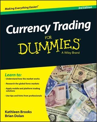 Currency Trading For Dummies by Kathleen Brooks 9781118989807 (Paperback, 2015)