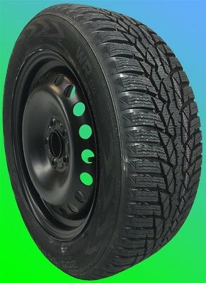 4 winter wheels OPEL Astra K 195/65 R15 95H NOKIAN