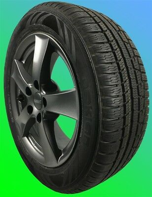 4 alloy winter wheels OPEL Astra J 5x115 215/55 R16 97V NOKIAN