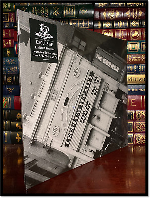 Pearl Jam Live At The Orpheum Theatre - April 12, 1994 New Sealed Limited 2 LP