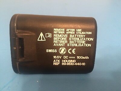 Zimmer Universal Power System Used Battery Housing 89-8510-440-10