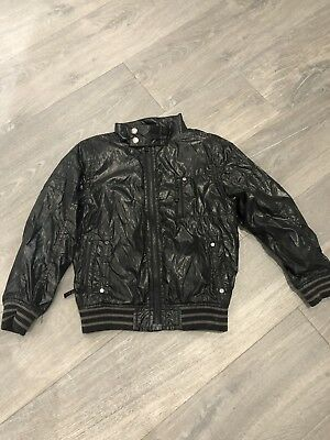 Boys Black Jacket Age 7 Next
