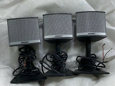 Bose Companion 3 Series II Multimedia Computer Speakers Only