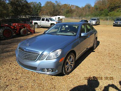 2010 Mercedes-Benz 300-Series E SERIES 2010 Mercedes E350
