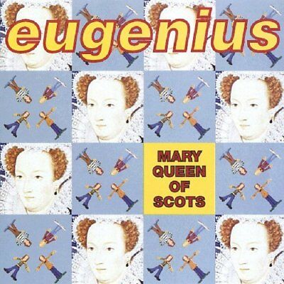 Eugenius - Mary Queen of Scots - Eugenius CD 62VG The Cheap Fast Free Post The