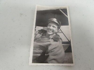 WWII US Army Air Corps 87th fighter squadron original period picture   #30