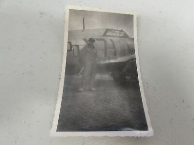 WWII US Army Air Corps 87th fighter squadron original period picture   #33
