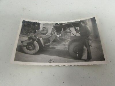 WWII US Army Air Corps 87th fighter squadron original period picture   #35