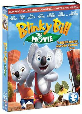 New: BLINKY BILL - The Movie (2-Disc) Blu-ray + DVD + Digital Download
