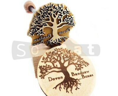 Custom Branding Iron For Wood Leather With Electric Heater