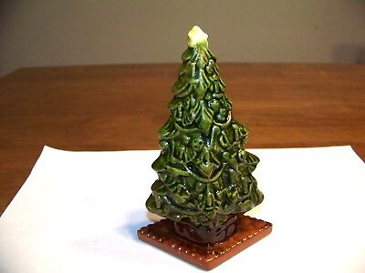 Breininger Pottery Christmas Tree