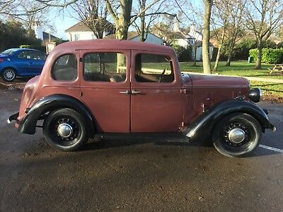 1937 Austin Ten Saloon