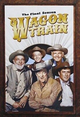 WAGON TRAIN TV SERIES COMPLETE FINAL SEASON 8 New Sealed 8 DVD Set