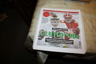 USA Today Special Edition - 2018-19 College Bowl Guide
