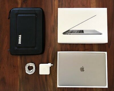 """Apple MacBook Pro 15"""" Core i7 2.9Ghz Laptop with Touchbar and Touch ID, 512GB"""