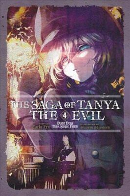 The Saga of Tanya the Evil, Vol. 5 (light novel) by Carlo Zen 9780316560627