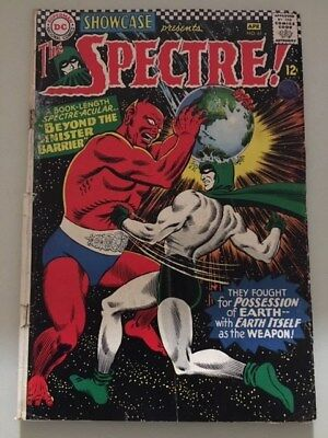 Showcase Presents Number 61 featuring 2nd Appearance Of The Spectre! FR Condtion