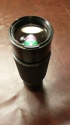Canon zoom lens FD 100-300 mm 1:5.6 As is condition.