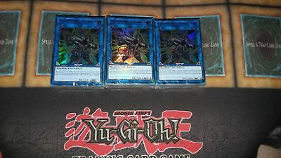 3 x Legendary Destiny Hero Decks 3x LEHD-ENA00 Sealed Yu-Gi-Oh Shadow Mist
