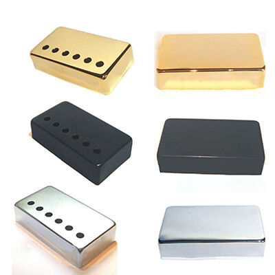 Pro Metal Humbucker Guitar Pickup Cover Covers Caps 52mm/50mm for Guitar Parts