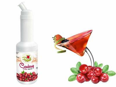 SUCCO CRANBERRY PREMIX PulpIT