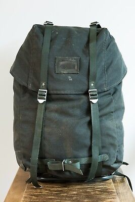 Swedish Army LK35 Military Backpack w/ NEW PAINTED FRAME Classic Bushcraft Ruck
